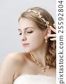 婚禮 新娘 漂亮 25592804