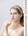 婚禮 新娘 美女 25592809