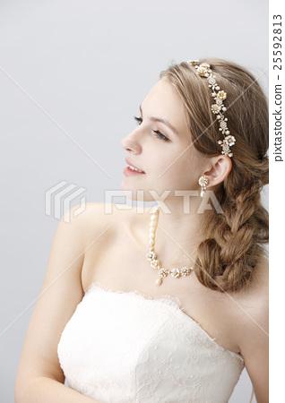 婚禮 新娘 結婚 25592813