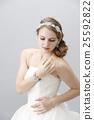 婚禮 新娘 美女 25592822