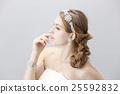 婚禮 新娘 漂亮 25592832