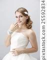 婚禮 結婚禮服 婚紗 25592834