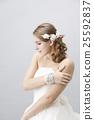 婚禮 新娘 漂亮 25592837