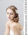婚禮 新娘 結婚 25592854