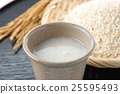 发酵食品 甘酒 饮料 25595493