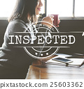 Inspected Classified Original Qualified Concept 25603362