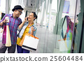 People Shopping Spending Customer Consumerism Concept 25604484