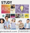 academic, children, group 25605691