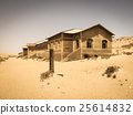 Ghost buildings of old diamond mining town 25614832