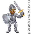 knight boy cartoon 25615933