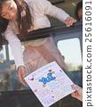 高中女生 公共汽车 巴士 25616091