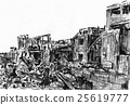 japan, gunkanjima, world heritage 25619777