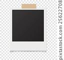 photo, frame, vector 25622708