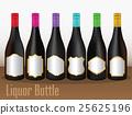 Liquor Bottle 25625196