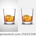 whisky glass transparent 25625208