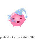 睡覺 圓的 吉祥物 25625287