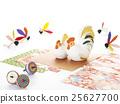 ปีใหม่,ที่ว่าง,กระดาษญี่ปุ่น 25627700