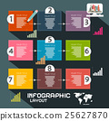 infographic, template, infographics 25627870