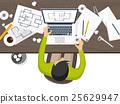 architect business engineer 25629947