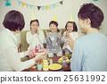 생일 파티 25631992