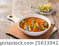 Korean Snack Foods/Street Food 25633042