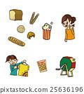 活动和面包 25636196