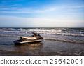 beach, jetski, ocean 25642004