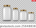 Set of Glass Jars for canning 25648838