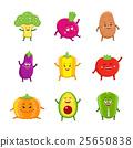 蔬菜 矢量 矢量图 25650838