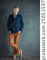 man, handsome, portrait 25651597