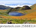 鳥海山 湖泊 湖 25668314