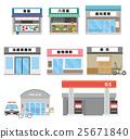 building, buildings, vector 25671840