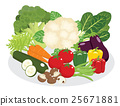 vegetable and legumes diet 25671881