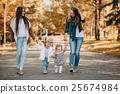 park, family, happy 25674984
