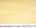yellow watercolor background 25675174