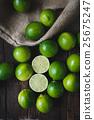 Green Lemons 25675247