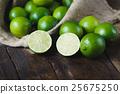 Green Lemons 25675250