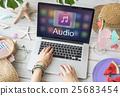 digital, music, entertainment 25683454