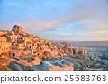 土耳其格雷梅的晨光 25683763
