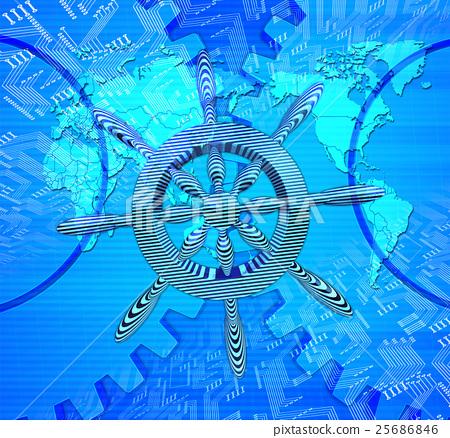 Steering the world economy 25686846