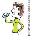 运动:喂养水合作用的年轻人 25688283