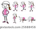 set, sets, variation 25688456