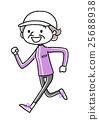 年長 健身 健康 25688938