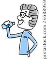 运动:高级男士,补水保湿 25688959