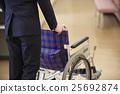 Wheel Chair, wheel-chair, wheelchair 25692874