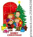聖誕時節 聖誕節 耶誕 25696208