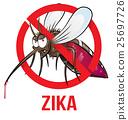 mosquito zika 25697726