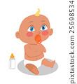 嬰兒 寶寶 寶貝 25698534