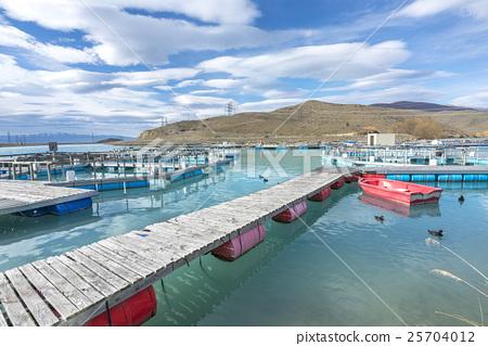 Fish farm 25704012