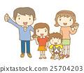 4人家庭 25704203